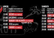 """A cincea editie a festivalului """"Rock pe 2 roti"""" are loc weekendul acesta la Lugoj. Ce trupe vor concerta"""