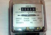 Contorul electric citit in fiecare luna umfla factura la energie electrica