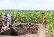 Descoperire unicat pe malul Prutului: un templu urias vechi de 7.000 de ani.