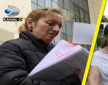 Uliana Ochinciuc vrea sa ia fetita Laurei Georgescu, fosta sotie a lui Dan Condrea....
