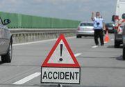 Aglomeratie pe Autostrada Soarelui. Trei tamponări în care au fost implicate 21 maşini au avut loc in aceasta dimineata