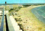 "Litoralul romanesc. Cum arata plaja de la Mamaia in 1964: ""Auzisem ca era mult mai lata decat in prezent, dar nu imi venea sa cred ca atat de lata"""