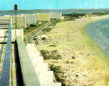 "Litoralul romanesc. Cum arata plaja de la Mamaia in 1964: ""Auzisem ca era mult mai..."