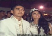 Romii se intrec in lux si bogatie cand vine vorba de nunti