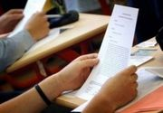 Gafa uriasa la BAC. Opt elevi din Slatina au primit din greseala subectele la chimie de la alt profil