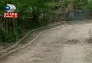 Locuitorii de pe o strada din Piatra Neamt sunt dezamagiti. S-a ales praful de promisiunile electorale si strada a ramas neasflatata