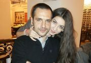 Madalin Ionescu si fiica sa, Stefania