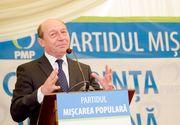 Fuziune intre PMP si UNPR. Traian Basescu urmeaza sa faca marele anunt