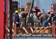 A crescut volumul lucrarilor de constructii in Romania