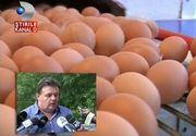Controale insaprite la carnea de pasare si ouale care vin din Polonia. ANSVSA: Poate fi un atentat la sanatatea publica