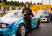 Kristalina Stefanova, cea mai tanara femeie pilot din lume. Are 15 ani si masinile nu mai au niciun secret pentru ea