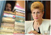 Povestea batranului de 78 de ani care isi vinde cartile din biblioteca la fereastra! Victor Stanciu sustine ca este ruda cu Livia Stanciu, actual judecator al Curtii Constitutionale