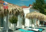 Colturi de rai la Vama Veche. Investitorii au transformat plaja intr-o oaza de liniste, in stil grecesc