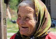 O bunicuta cum rar iti e dat sa vezi. Desi are 85 de ani, merge cate 12 kilometri pe jos sa le duca orasenilor lapte