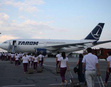 MAE: Un al doilea grup de 108 romani a ajuns in tara de la Istanbul cu o cursa Tarom