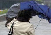 Meteorologii avertizeaza: vremea rea in toata tara pana duminica seara
