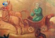 """""""Cine este Sfantul Ilie?"""", asta e intrebarea care i-a blocat pe satenii din Romania. Ce raspunsuri au dat ei?"""