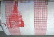 Cutremur de 3 grade pe scara Richter in Vrancea in aceasta dimineata!