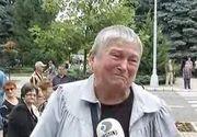 """In baston si cu ochii-n lacrimi, tanti Viorica a venit sa il sustina pe primarul din Baia Mare: """"Imi e ca un fiu"""". Catalin Chereches a fost adus din inchisoare sa depuna juramantul"""