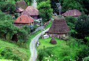 """Satul cel mai vechi din Romania! """"Suntem numai babe. Toate avem peste 90 de ani"""""""