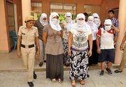 Sapte romani acuzati de furt au fost arestati in India