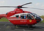 Un turist a cazut intr-o prapastie in Muntii Fagaras. Un elicopter SMURD a fost solicitat pentru a-l transporta la spital