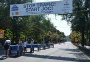 Primaria Capitalei a inchis evenimentul Via Sport ce presupunea inchiderea bulevardului Kiseleff in week-end pentru evenimente sportive