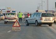 Patru accidente pe Autostrada Soarelui in care au fost implicate 12 masini. Trafic este ingreunat