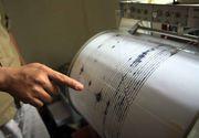 Cutremur cu magnitudinea 4,2 in Marea Neagra