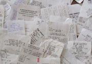 S-a tras bonul câstigator la Loteria Bonurilor Fiscale