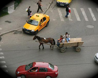 Cum scapam de carutele din Bucuresti? Autoritatile vor lua masuri drastice, dupa ce...