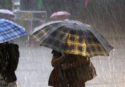 Cod galben de ploi si vijelii in tara. Vezi zonele afectate