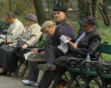 Guvernul anticipeaza ca Romania va ajunge la un maxim al pensionarilor in 2040. Cum...