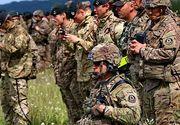Guvernul incepe pregatirile pentru a gazdui brigada multinationala. Militari din cel putin sase state NATO urmeaza sa vina in Romania