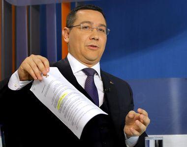 Verdict final al CNATDCU: Victor Ponta a plagiat