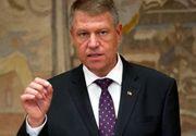 Reactia dura a presedintelui Klaus Iohannis la adresa lui Tariceanu si Basescu, dupa ce acestia au cerut demiterea sefilor DNA si SRI