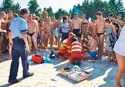 Un barbat din Zalau si-a pierdut viata in strandul detinut de Elena Udrea!