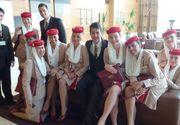 """Confesiunile unei romance, fosta stewardesa la Emirates: """"60% din echipaj sufera de depresie crunta"""""""