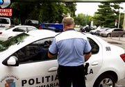 Culmea tupeului. Un politist din Timisoara a parcat pe un loc destinat persoanelor cu handicap doar ca sa isi cumpere cafea