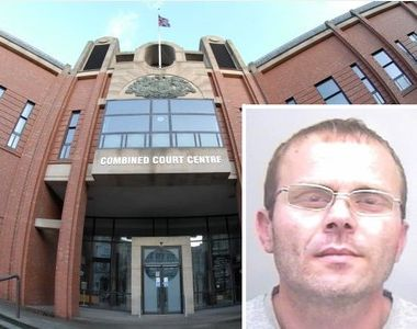 Un roman a fost condamnat la 13 ani de inchisoare in Marea Britanie pentru viol....