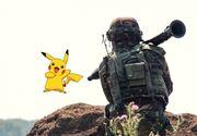 Ministerul Apararii Nationale are o recomandare pentru cautatorii de Pokemoni. Evenimentul care le-ar putea perturba activitatea celor pasionati de micile creaturi