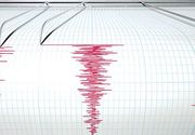 Cutremur de 4,4 grade pe scara Richter in judetul Buzau. Totul s-a petrecut in urma cu cateva minute