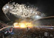"""Untold: 5 persoane au ajuns la Urgente in prima seara a festivalului de la Cluj. Aproape 300 de oameni au avut nevoie de ingrijiri medicale: """"S-au prezentat cu luxatii si stari de rau"""""""