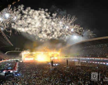 Untold: 5 persoane au ajuns la Urgente in prima seara a festivalului de la Cluj....
