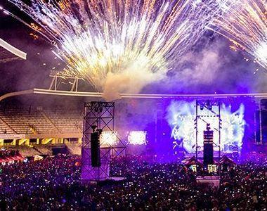 O noua zi a Festivalului Untold la Urgente! Peste 300 de persoane au primit ingrijiri...