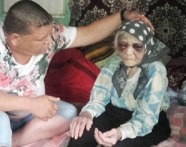 Cruzime inforatoare! O batrana de 90 de ani a fost desfigurata in bataie chiar de fiica...