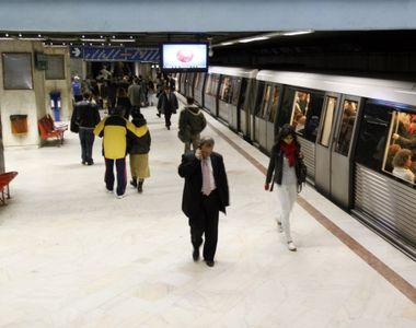 Vesti bune pentru bucuresteni! Statiile de metrou Laminorul si Straulesti, functionale...
