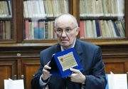 """Vicepresedintele Academiei Romane castiga 5.800 de lei pe luna! La 89 de ani, Dinu Giurescu """"a scapat"""" in ultimul an de 8 hectare de vita de vie!"""