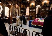 Sicriul reginei Ana a fost depus in Sala Tronului din Palatul Regal. Incepand de maine, oamenii ii pot aduce un ultim omagiu