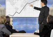 Vesti bune de la INS: crestere economica de 5,2% in prima jumatate de an!